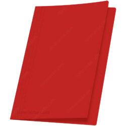 Fólder de Color Tamaño Oficio American Iris - Rojo