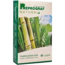 Paquete 500 Hojas de Papel de Caña de Azúcar REPROGRAF Natural Tamaño Oficio