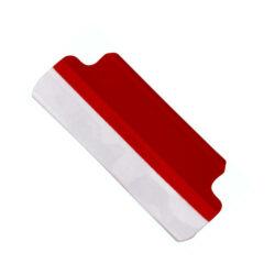 Pestaña Index Tab 3.8 cm Artesco - Rojo