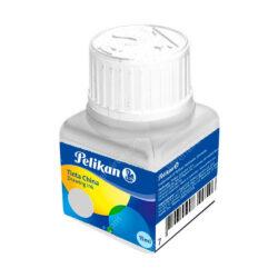Frasco de Tinta China Pelikan 15 ml - Blanco Nuevo