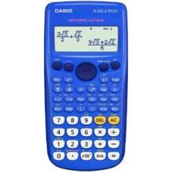 Calculadora Científica CASIO fx-82LA PLUS - Azul