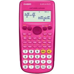 Calculadora Científica CASIO fx-82LA PLUS - Rosa