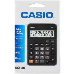 Calculadora de 8 Dígitos CASIO MX-8B