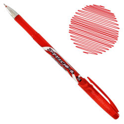 Bolígrafo Gel Borrable Rojo