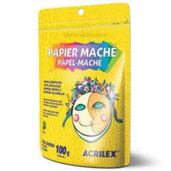 Papel Maché Acrilex 100 g