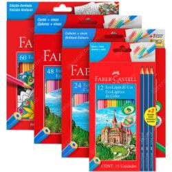 EcoLápices de Colores Faber-Castell