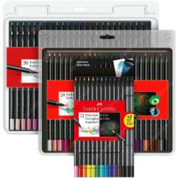 EcoLápices de Colores Faber-Castell Super Soft