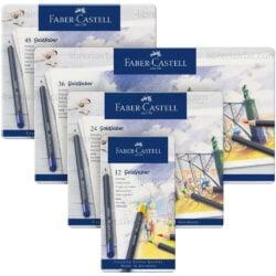 Lápices de Color Faber-Castell Goldfaber Creative Studio