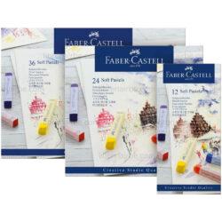 Tizas Pastel Blandas Faber-Castell Creative Studio